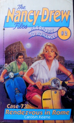 Nancy Drew Files - Case 73 Rendezvous in Rome